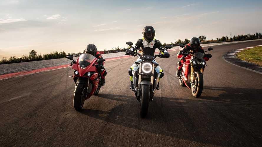 Energica Motor, per il 2021 arrivano le versioni RS