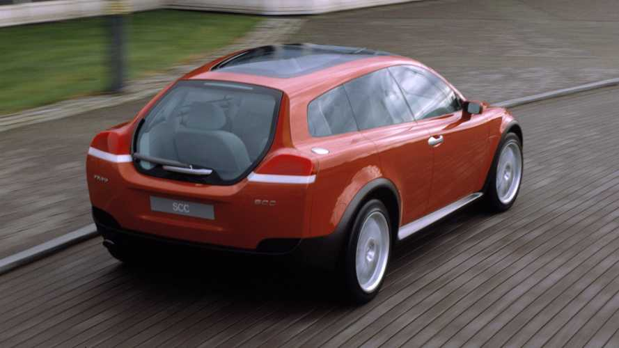 Volvo Safety Concept Car (2001)