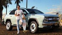 Mitsuoka Buddy: Ein Toyota RAV4 mit Chevy-Retro-Elementen
