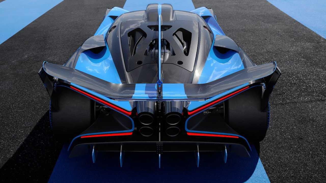 Bugatti Bubble
