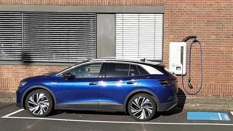 Volkswagen quer revolucionar o carregamento doméstico de carros elétricos