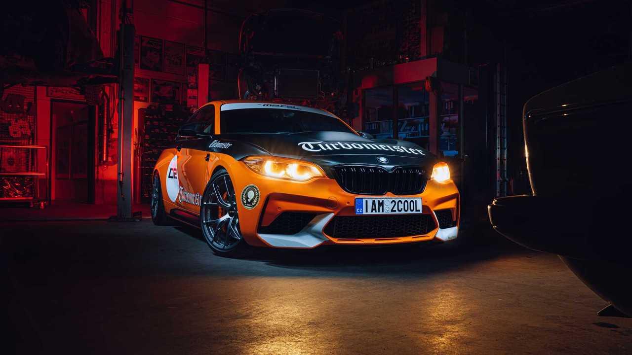 BMW M2 CSL Turbomeister kiadás
