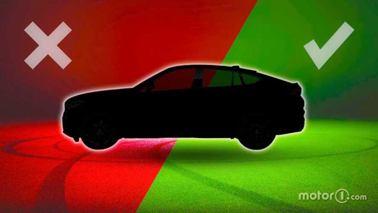 Guida all'acquisto SUV coupé