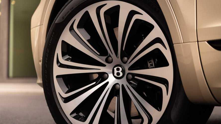 Makyajlı 2021 Bentley Bentayga Hybrid
