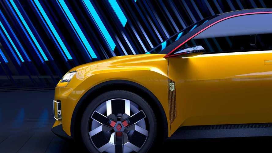 Renault 4 também irá renascer como um carro elétrico e estreará em 2025