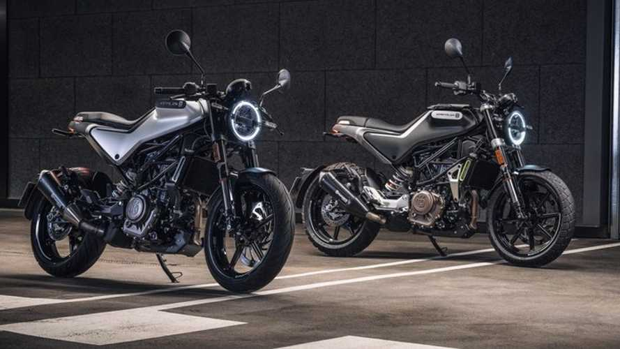 Husqvarna Svartpilen and Vitpilen 401 Roll Out In Malaysia