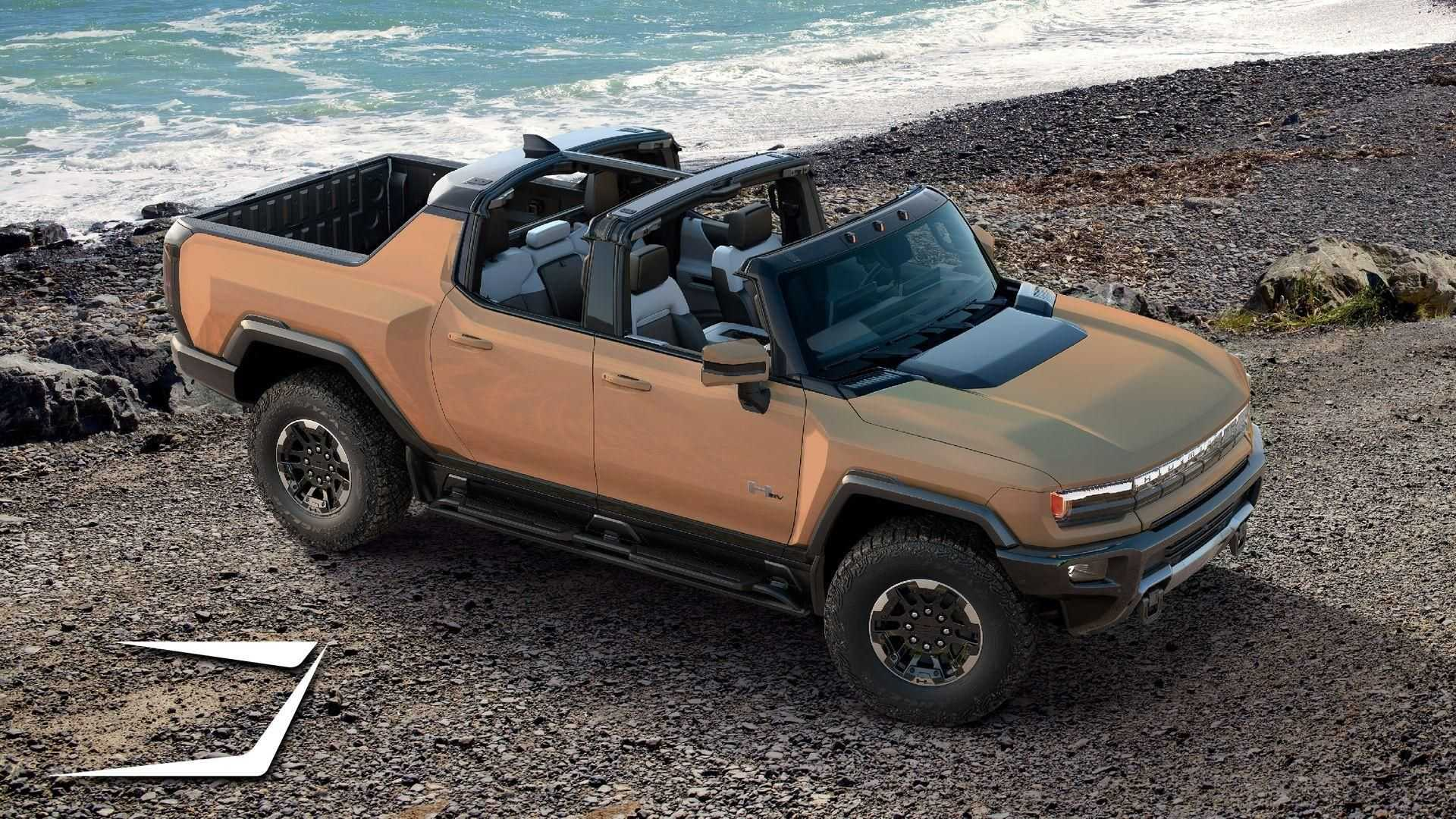 GMC Hummer EV IN Colors
