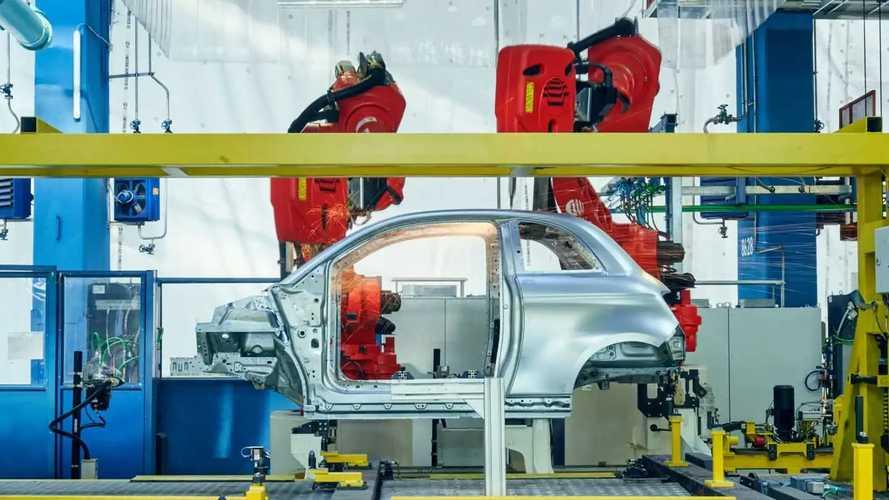 Fiat 500 elettrica: come nasce a Mirafiori