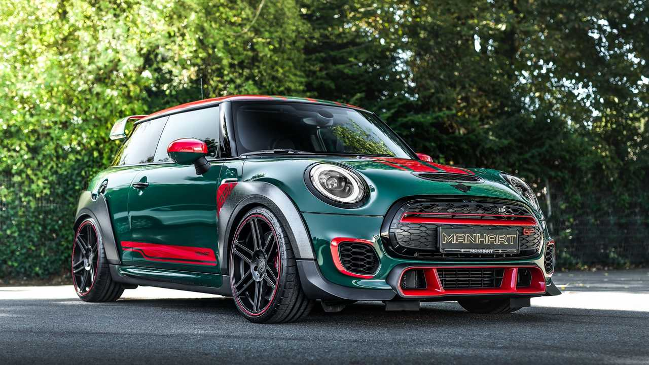 Manhart F350 - Mini John Cooper Works GP3