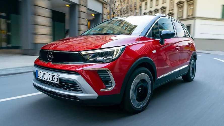 Opel Crossland (2021) im Test