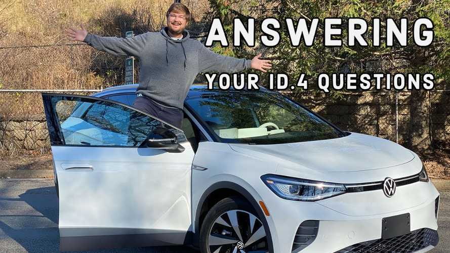 This Unusual Video Tells You All About How The VW ID.4 Drives