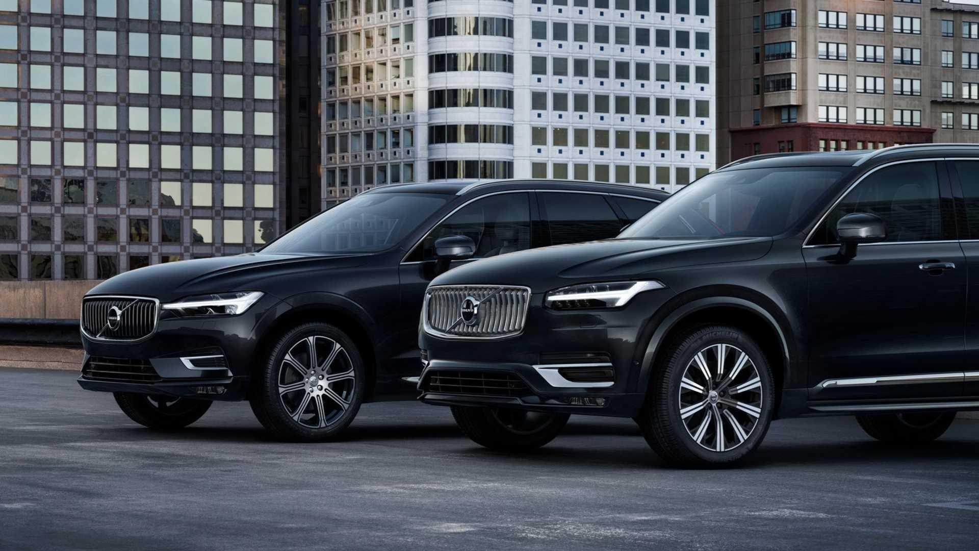 Volvo Sediakan Suv Anti Peluru Dua Varian Ini Dilapisi Baja Ringan