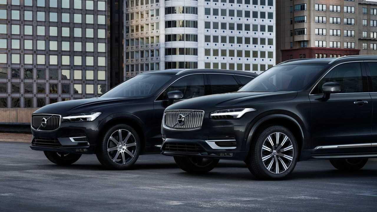 Volvo XC60 dan XC90 yang bisa dilapisi baja ringan