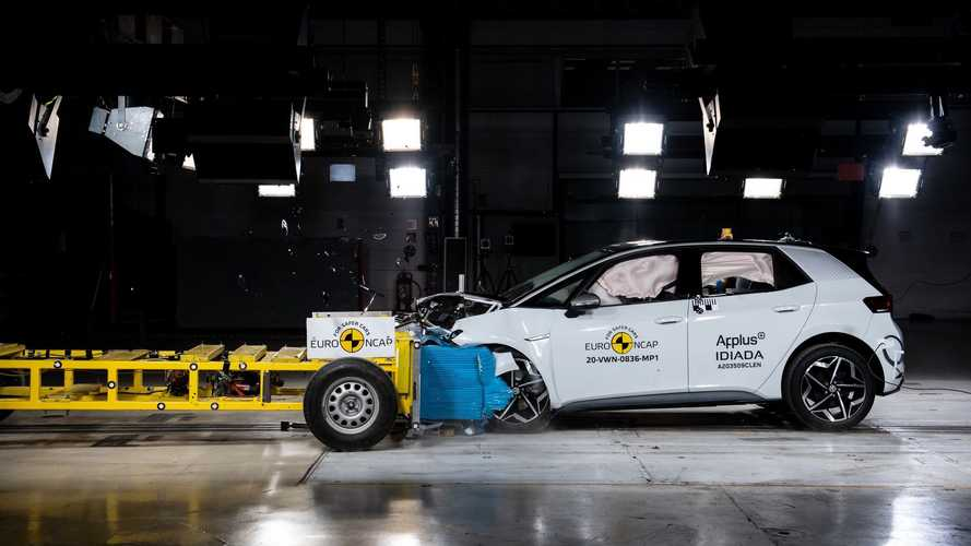 Euro NCAP Crash & Safety Tests of Volkswagen ID.3 2020