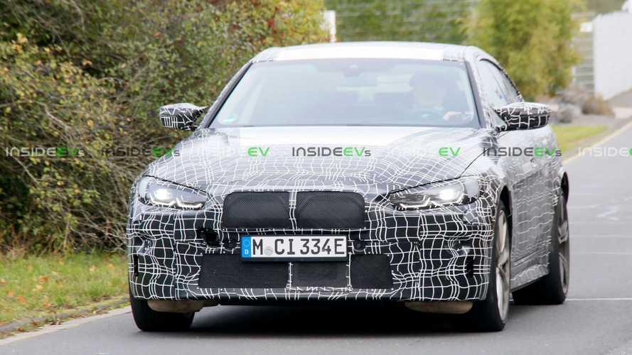 2021 BMW i4 M