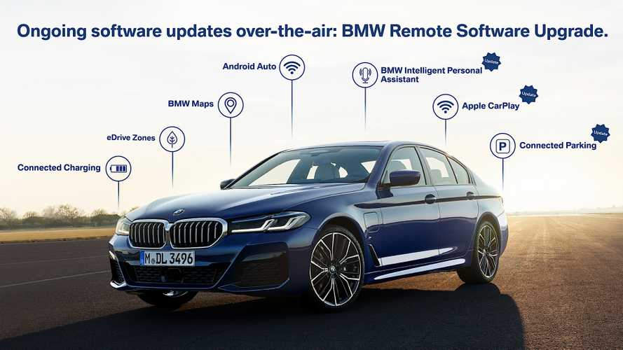 BMW Gives Android Auto, Other Freebies To 750,000 Owners In OTA Update