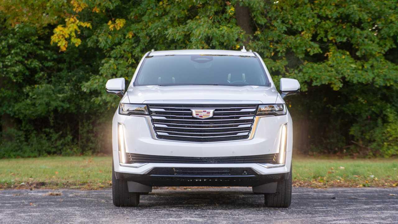 Российская премьера нового Cadillac Escalade
