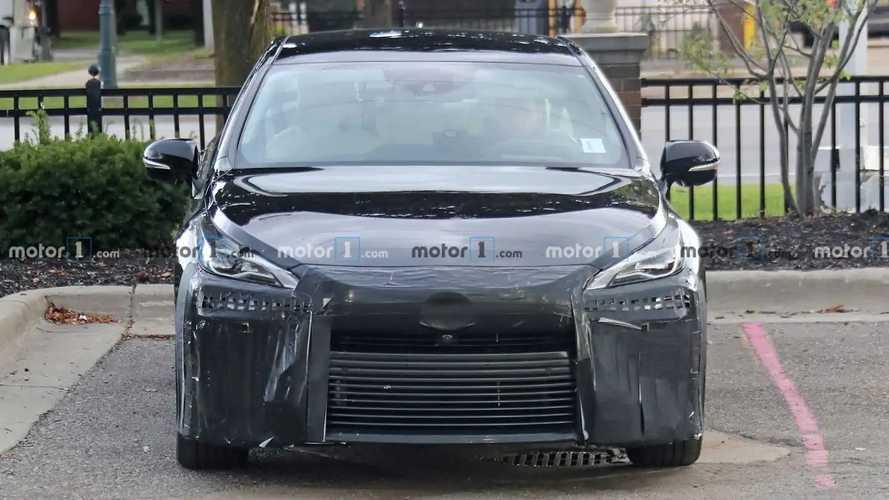 Next-Gen Toyota Mirai