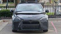 Шпионские фото новой Toyota Mirai