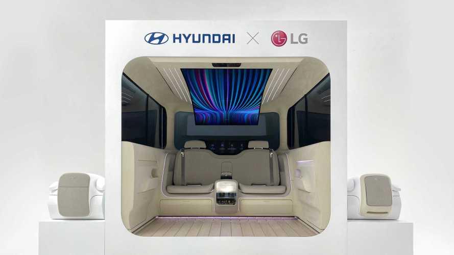 Hyundai releases revolutionary Ioniq concept cabin