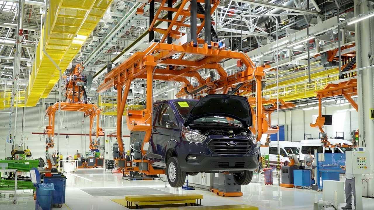 Ford Otosan EV Hattı