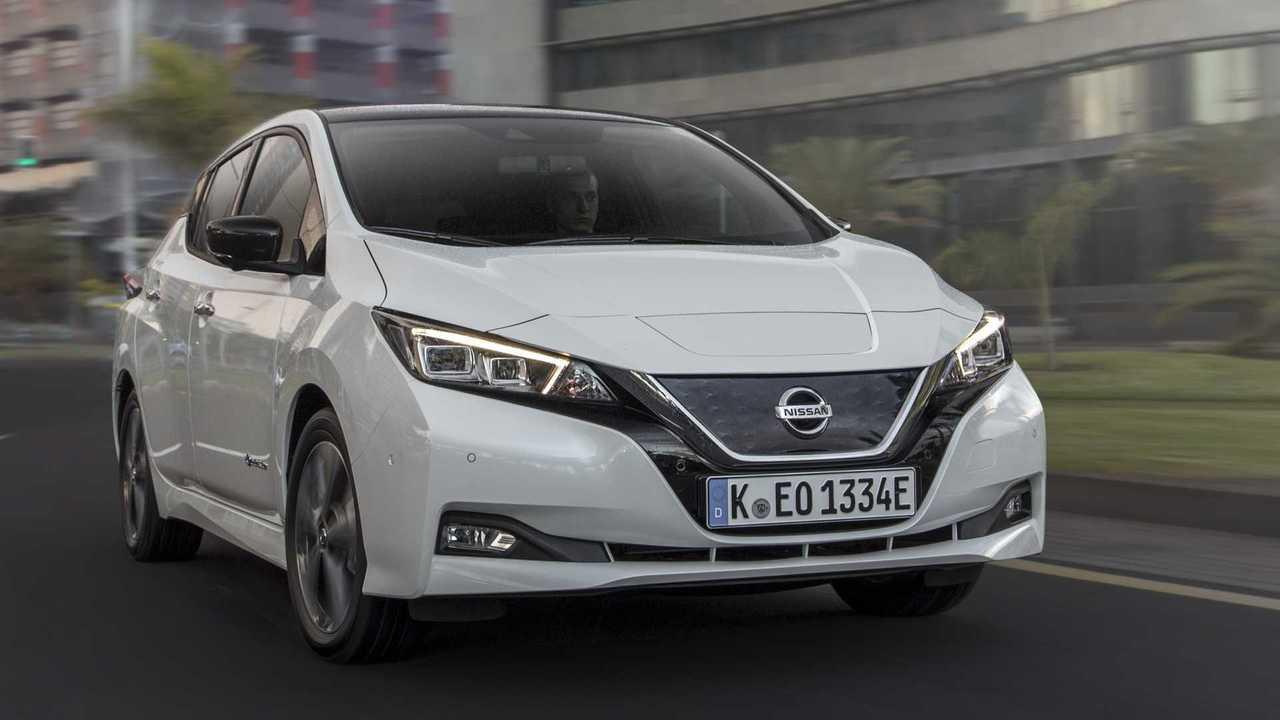 Nissan Leaf (ADAC-Leasing)