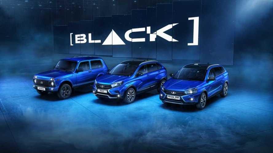 «Черной» Lada Niva Legend добавили дверей