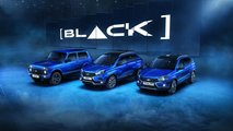 two more ladas turned black