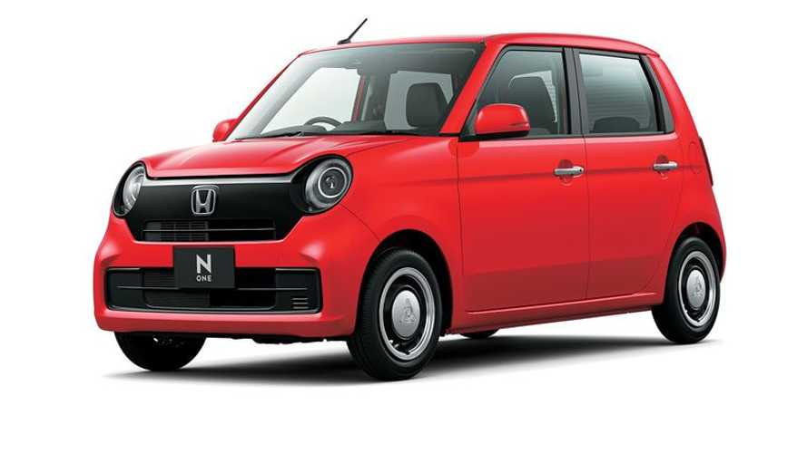 2020 Honda N-One