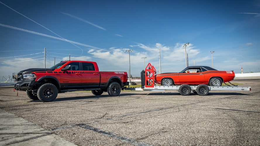 Time Is Running Out To Enter Show & Tow Giveaway Worth $200,000