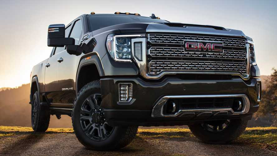 2021 GMC Sierra 1500 And HD Arrive With Tech To Make Towing Easier