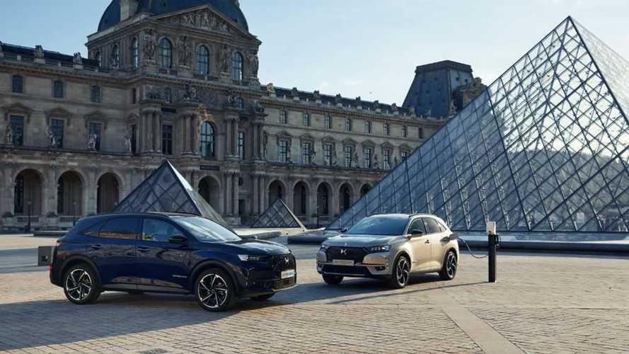 DS 7 CROSSBACK Louvre 2020, 70 unidades para España