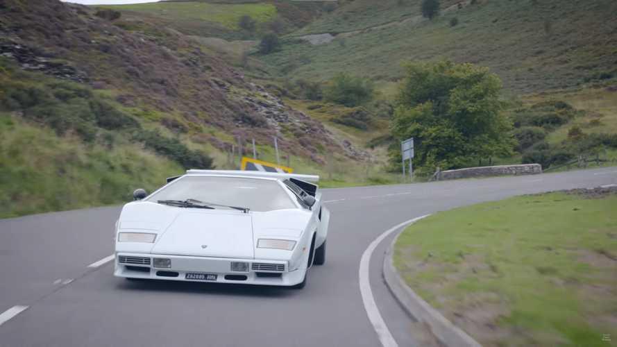 Here's a rare look at Ferruccio Lamborghini's personal Countach