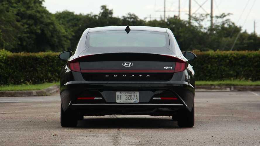 2020 Hyundai Sonata Hybrid: İnceleme