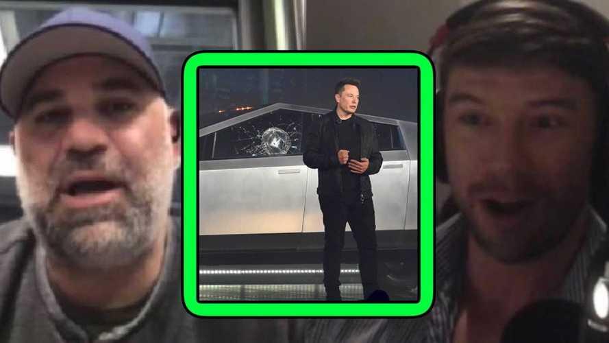 Matt Farah Says Don't Buy The Tesla Cybertruck: What Do You Think?