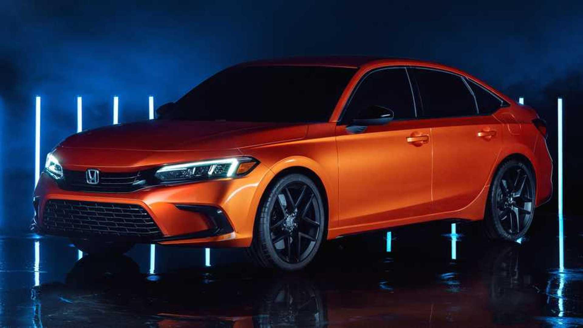 2022 Honda Civic Prototype: Bold Looks, Better Tech, More Safety
