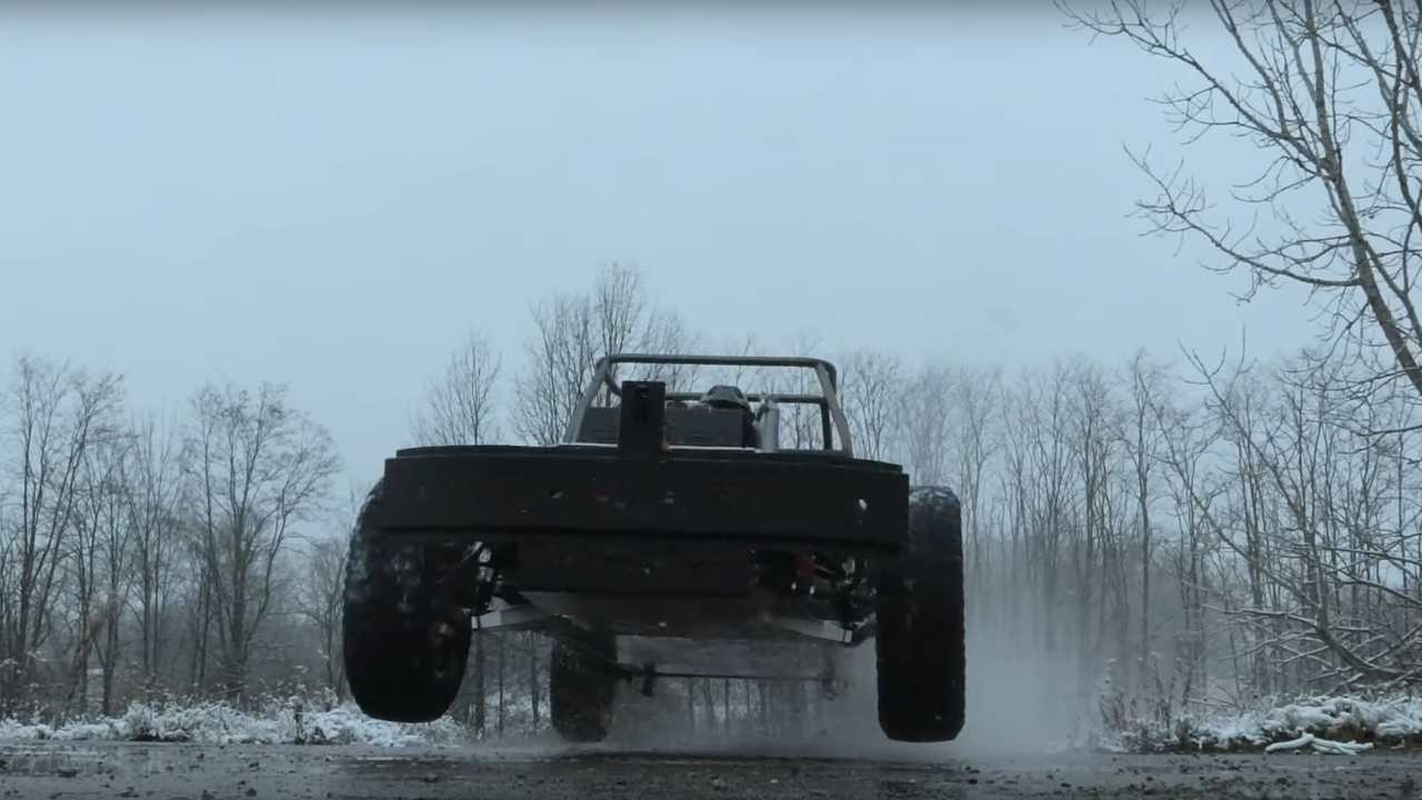 The Lordstown Endurance: Testing the Alpha Skateboard Chassis