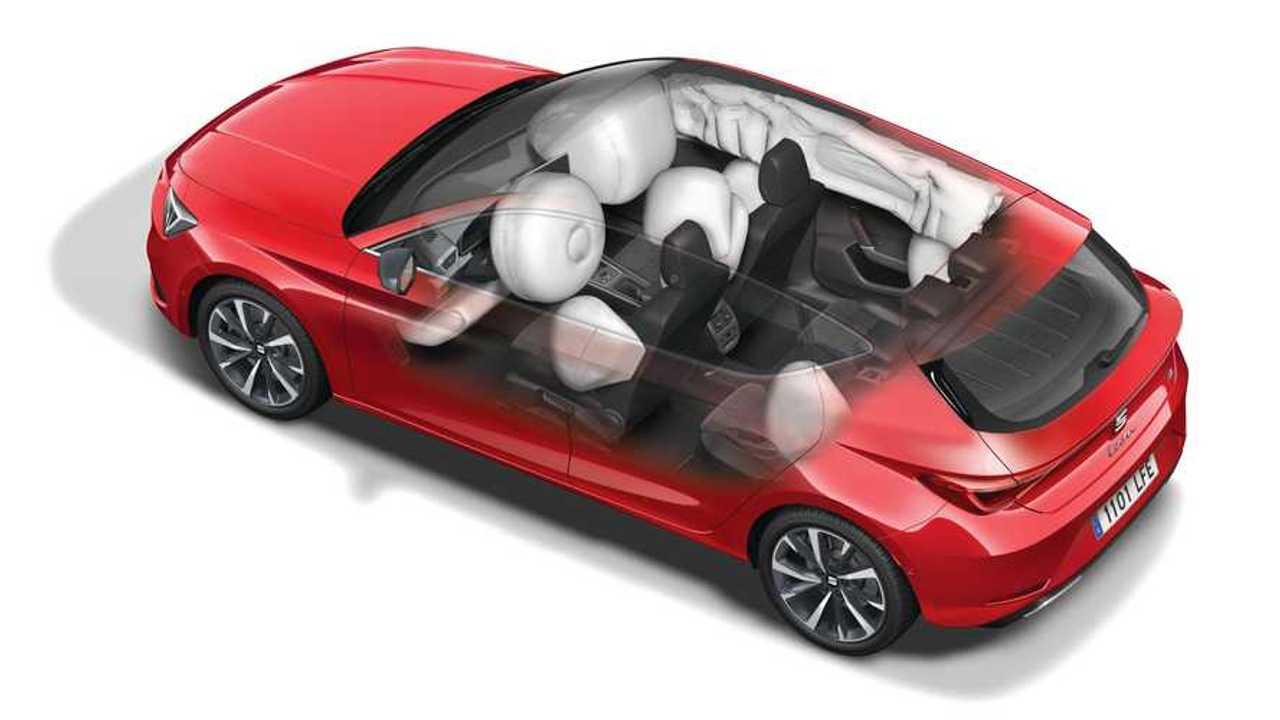 SEAT León 2020, 5 estrellas Euro NCAP