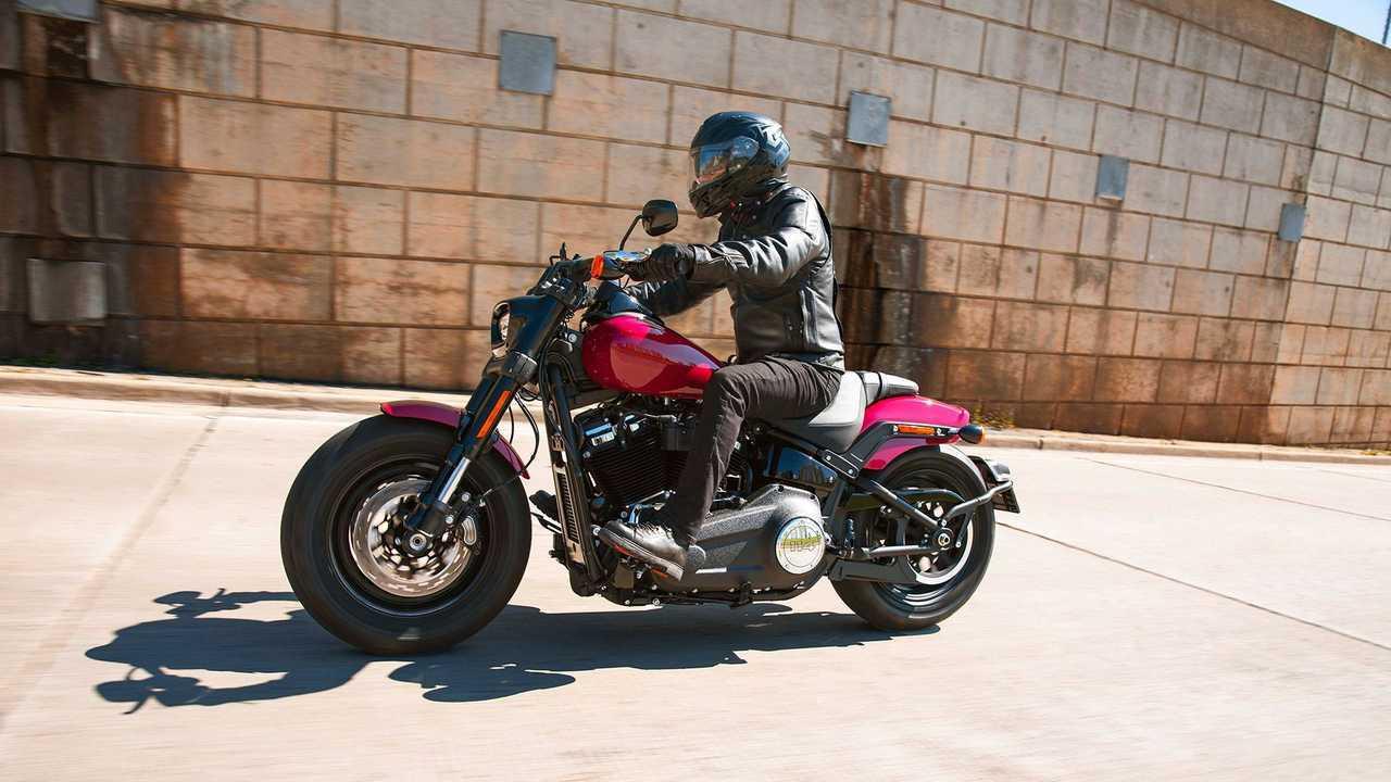 2021 Harley-Davidson Fat Bob