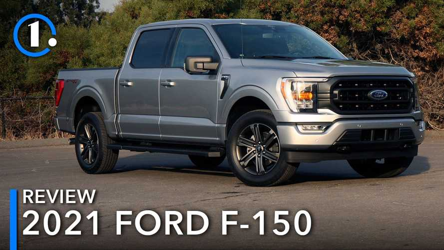 2021 Ford F-150 Review: The Truck Goes Techno