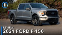 2021 ford f 150 review