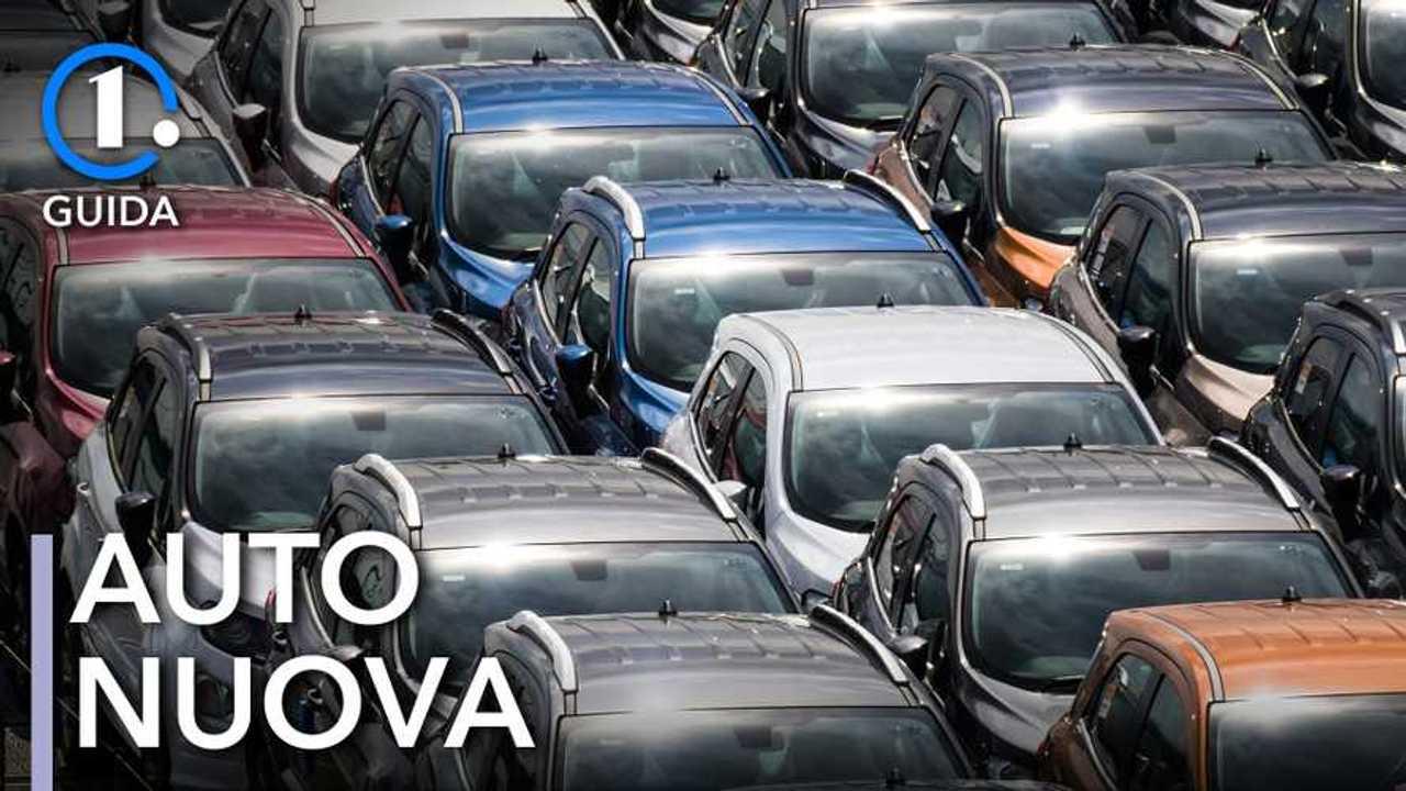 Auto nuova: acquisto, noleggio o leasing, a chi conviene cosa?