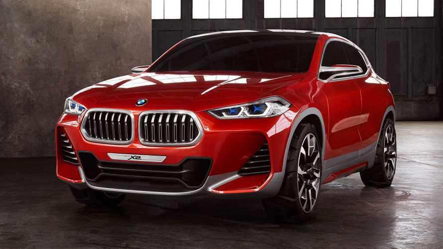 BMW X2, la nuova generazione sarà più grande e punterà sull'elettrico
