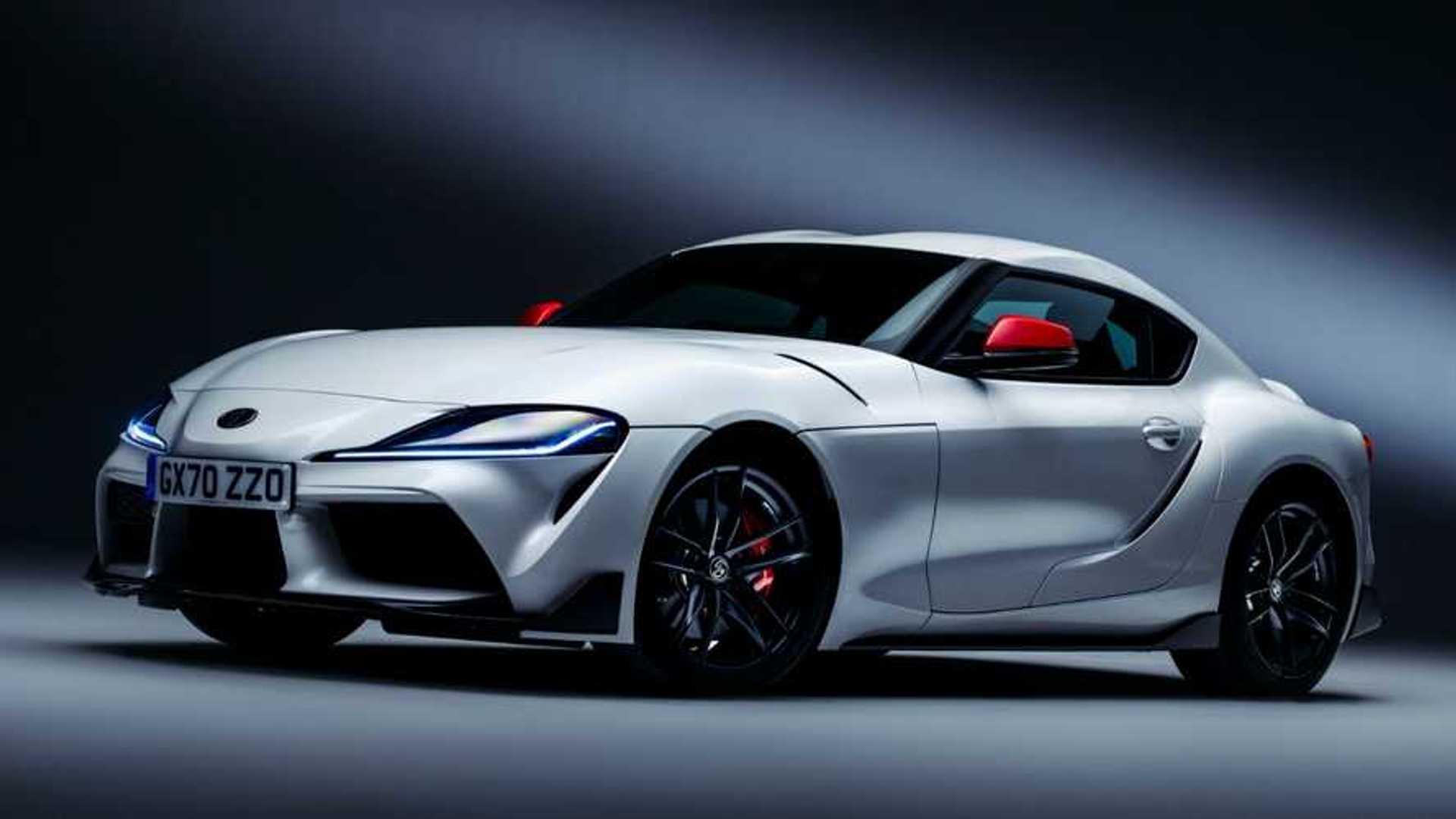 Lightweight 2 Litre Toyota Gr Supra Arrives With 46k Price Tag Toyota gr supra 2 fuji speedway