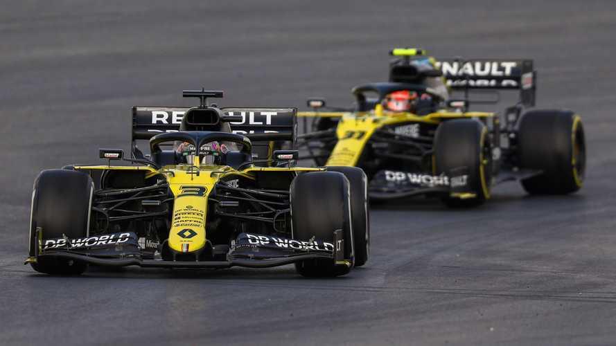 Renault says bad days were key to 2020 progress