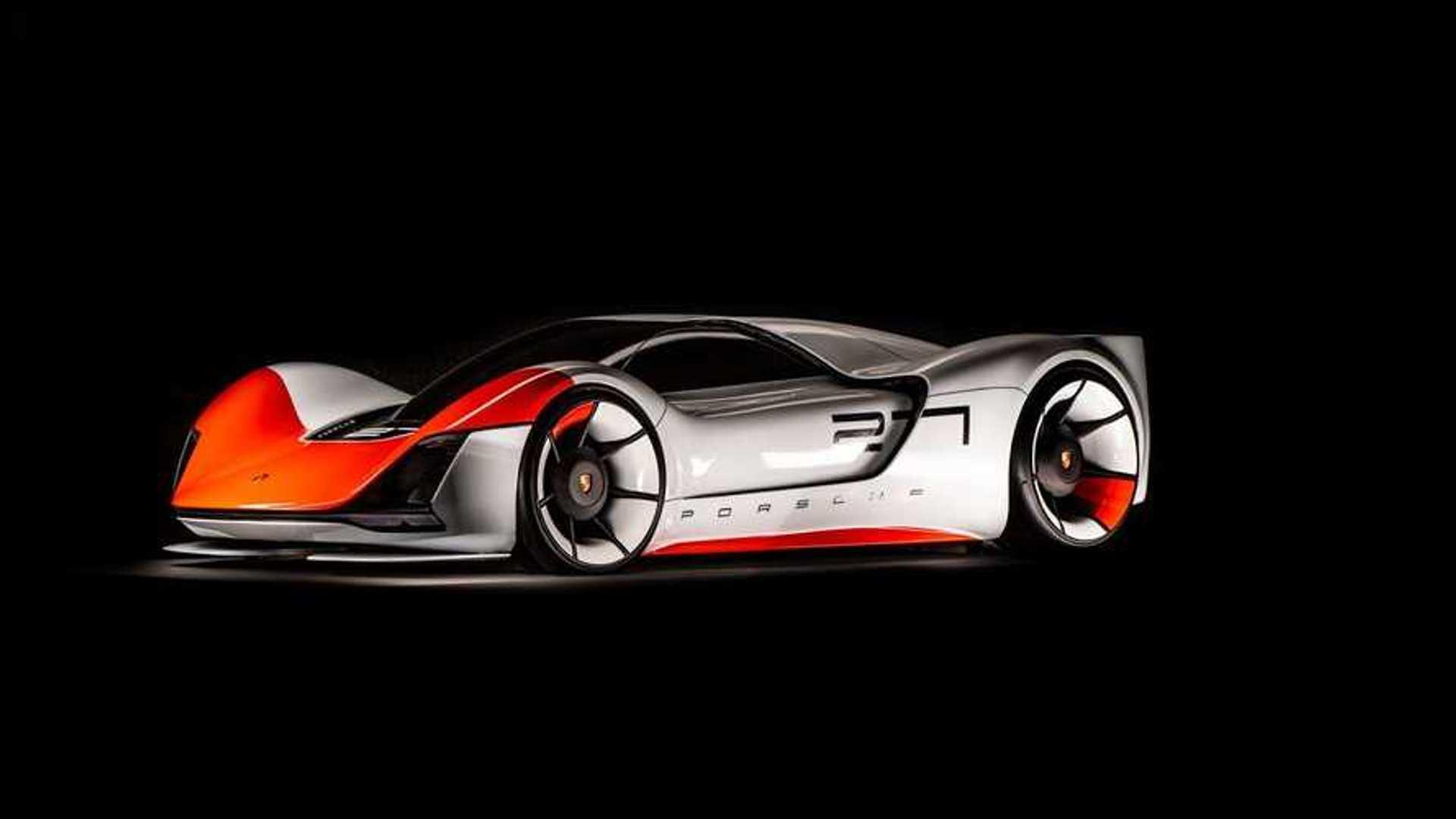 Porsche Vision 916 And 906 Living Legend Imagine Retro-Inspired Racers