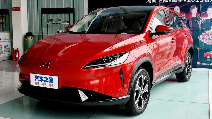 Startup chinesa Xpeng Motors, rival da Tesla, estreia na Europa