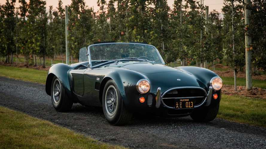 Shelby Cobra 427, all'asta l'esemplare appartenuto a Carroll Shelby