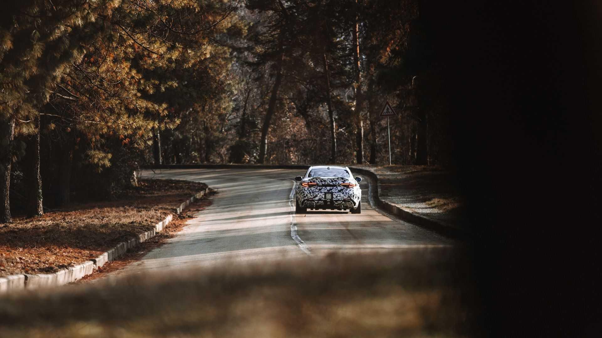 Alfa Romeo Giulia Gta Watch How A Super Sedan Is Reborn