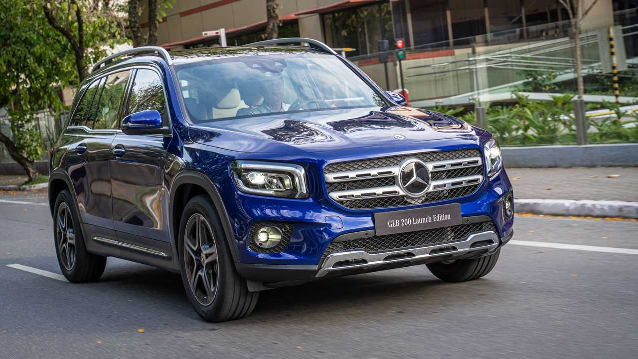 Mercedes-Benz GLB 200 Launch Edition 2021 (Brasil)